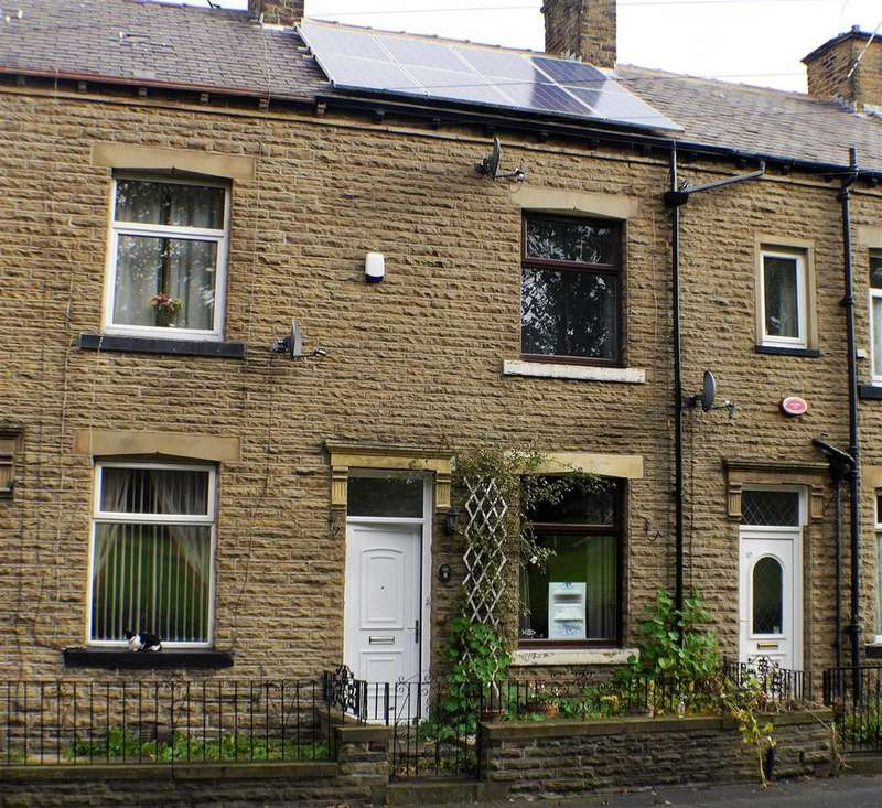 2 Bedrooms House for sale in Hawes Road, Bankfoot, Bradford, BD5 9AW
