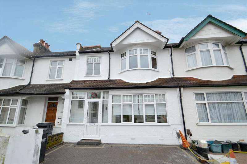 3 Bedrooms Terraced House for sale in Ashling Road, Croydon
