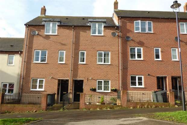 3 Bedrooms Terraced House for sale in Spruce Road, Nuneaton, Warwickshire