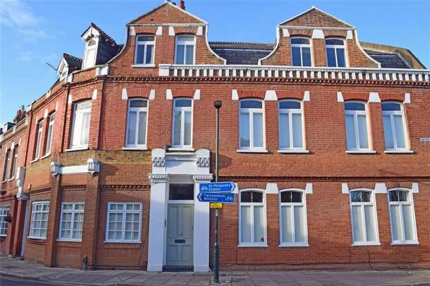 2 Bedrooms Flat for sale in Amyand Park Road, St Margarets, Twickenham