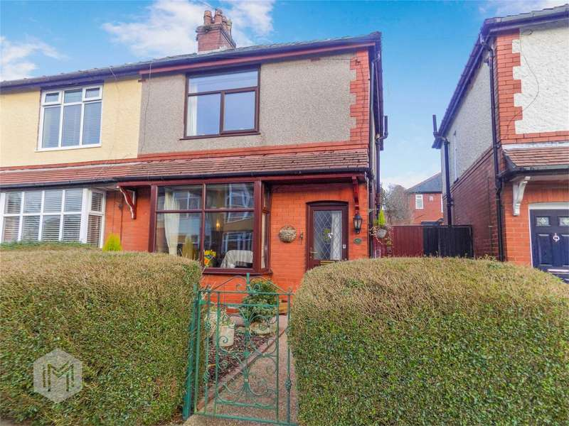 2 Bedrooms Semi Detached House for sale in Gregory Avenue, Breightmet, Bolton, Lancashire