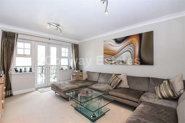 2 Bedrooms Flat for sale in Lowlands Court, Victoria Road, London