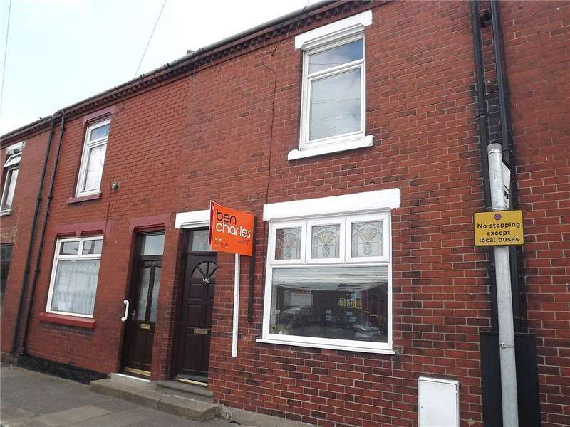 2 Bedrooms Terraced House for sale in Collingwood Street, Coundon, DL14