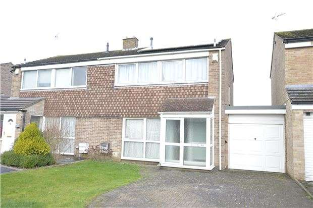 3 Bedrooms Semi Detached House for sale in Friary Grange Park, Winterbourne