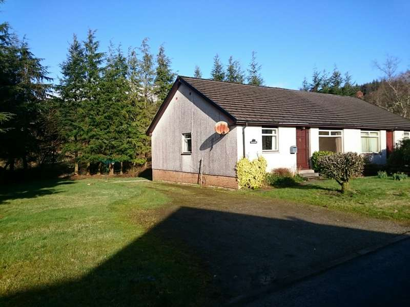 3 Bedrooms Semi Detached Bungalow for sale in Braemore Victoria Park, Minard, PA32 8YN