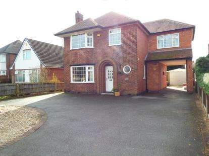 4 Bedrooms Detached House for sale in Stapleford Lane, Toton, Nottingham, N/A