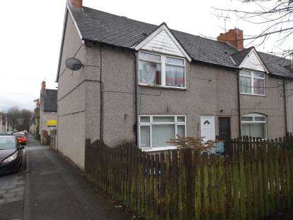 3 Bedrooms Terraced House for sale in Fifth Avenue, Forest Town, Mansfield, Nottinghamshire