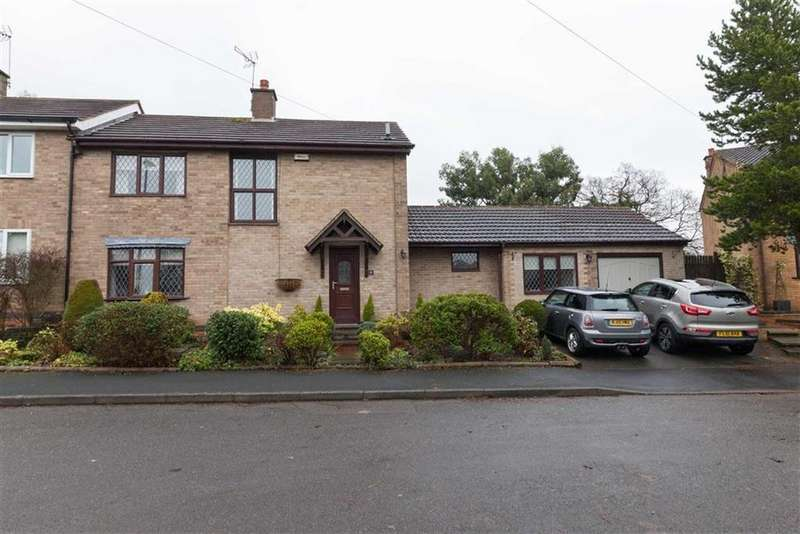 4 Bedrooms Semi Detached House for sale in Botcheston
