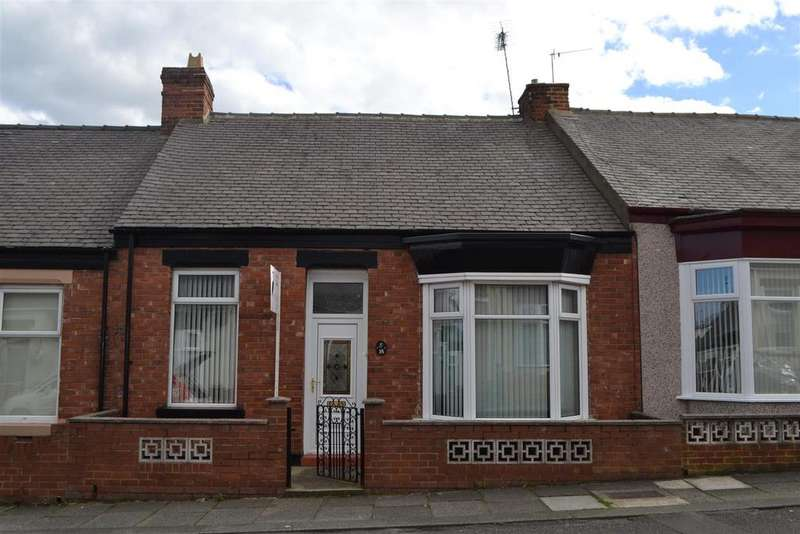 2 Bedrooms Cottage House for sale in Queens Crescent, Barnes, Sunderland