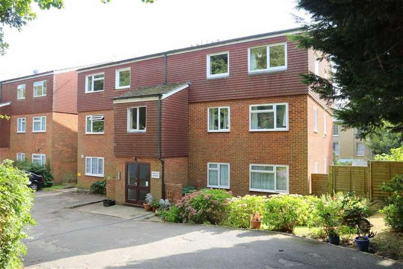 2 Bedrooms Apartment Flat for sale in 105 Pevensey Road, St Leonards On Sea