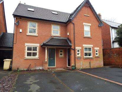 4 Bedrooms Semi Detached House for sale in Redcot, Somerset Road, Bolton, Greater Manchester, BL1