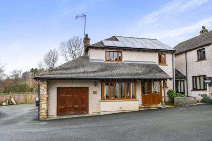 3 Bedrooms Link Detached House for sale in Harley Close, Lower Bentham, Lancaster, North Yorkshire, LA2