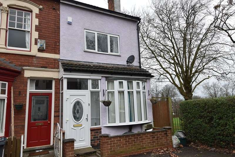 3 Bedrooms End Of Terrace House for sale in Park Avenue, Cotteridge, Birmingham