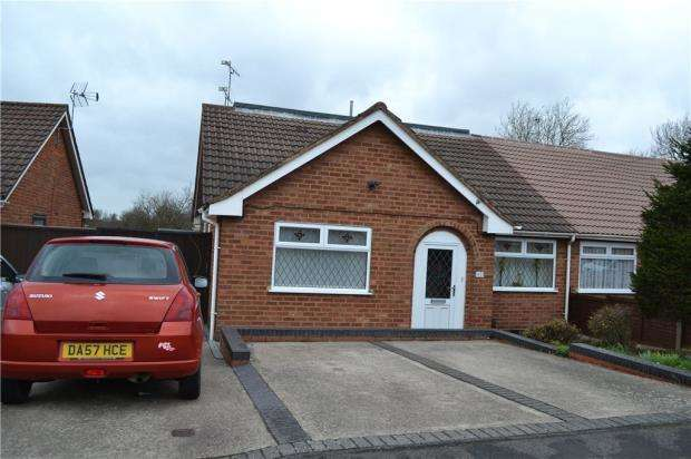 4 Bedrooms Semi Detached Bungalow for sale in Robert Road, Exhall, Coventry, Warwickshire