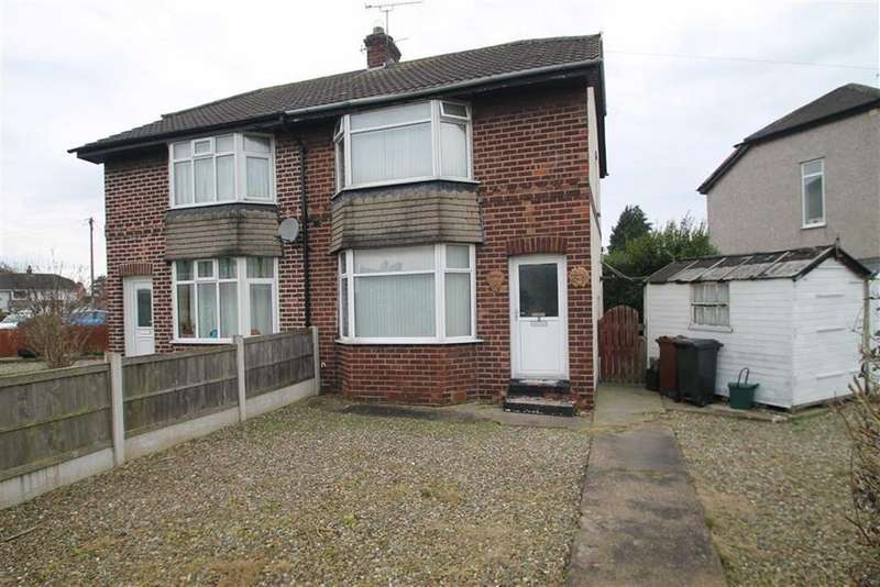 3 Bedrooms Semi Detached House for sale in Mainwaring Drive, Saltney Ferry