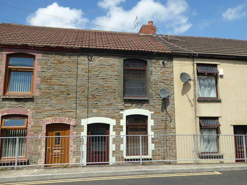 2 Bedrooms Terraced House for sale in Caerphilly Road, Nelson, Treharris