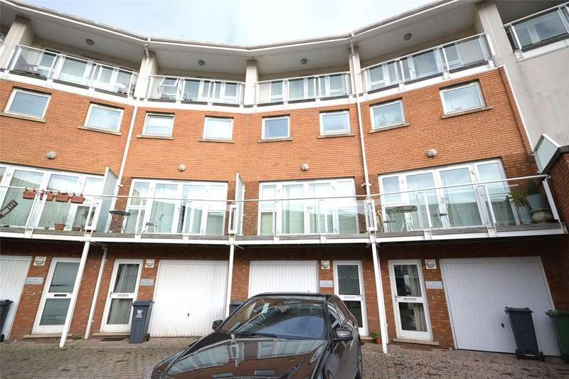 3 Bedrooms Town House for sale in Taliesin Court, Chandlery Way, Cardiff Bay, Cardiff, CF10