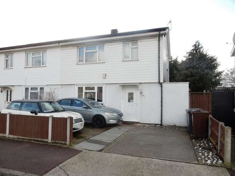 3 Bedrooms End Of Terrace House for sale in Brook Avenue, Dagenham, Essex, RM10 9TJ