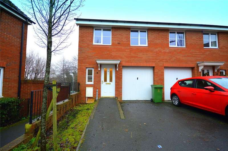 3 Bedrooms Semi Detached House for sale in Cottingham Drive, Pontprennau, Cardiff, CF23