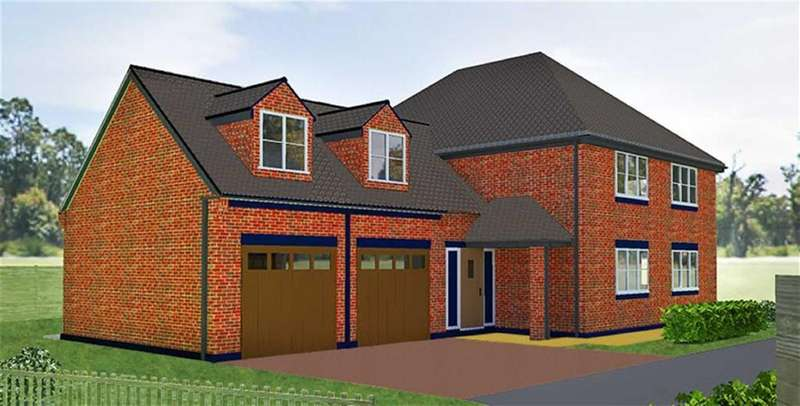 4 Bedrooms Detached House for sale in Carlton Meadows, Carlton Nuneaton