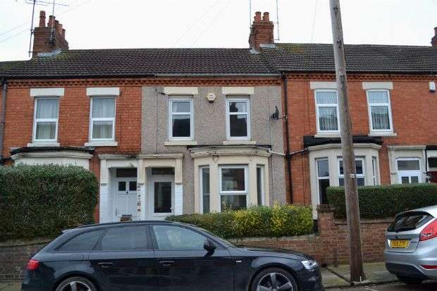 2 Bedrooms Terraced House for sale in Shelley Street, Poets Corner, Northampton NN2 7HY