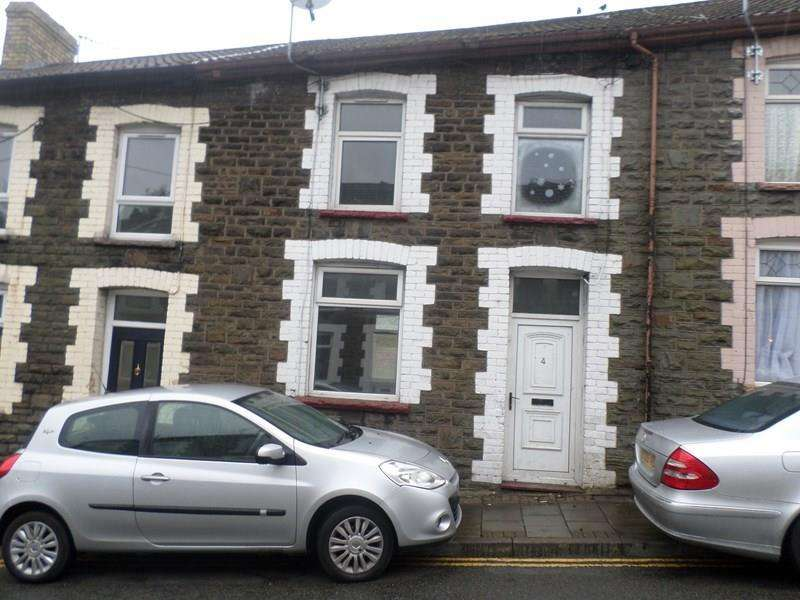 2 Bedrooms Terraced House for sale in Penrhys Road, Tylorstown, Ferndale