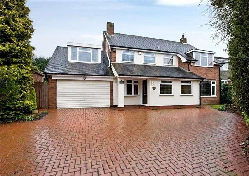 4 Bedrooms Detached House for sale in Guildwood, Old Weston Road, Bishops Wood, Stafford, ST19