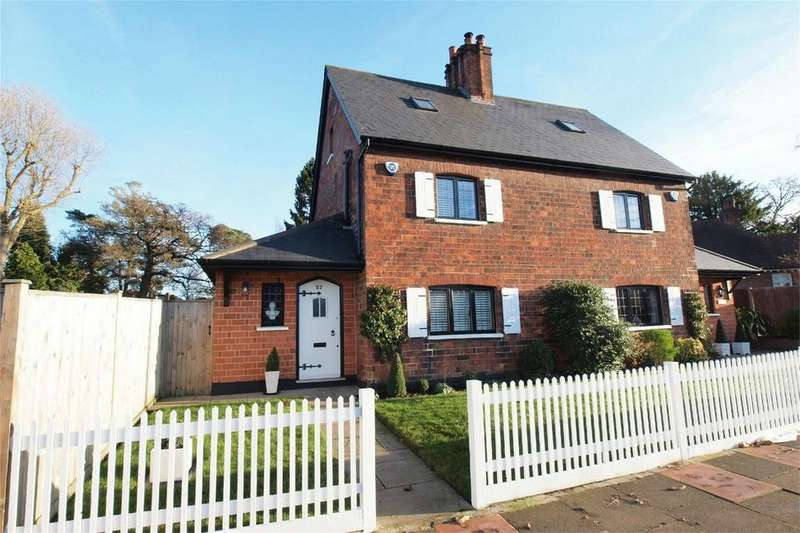 3 Bedrooms Semi Detached House for sale in Woodland Way, West Wickham, Kent
