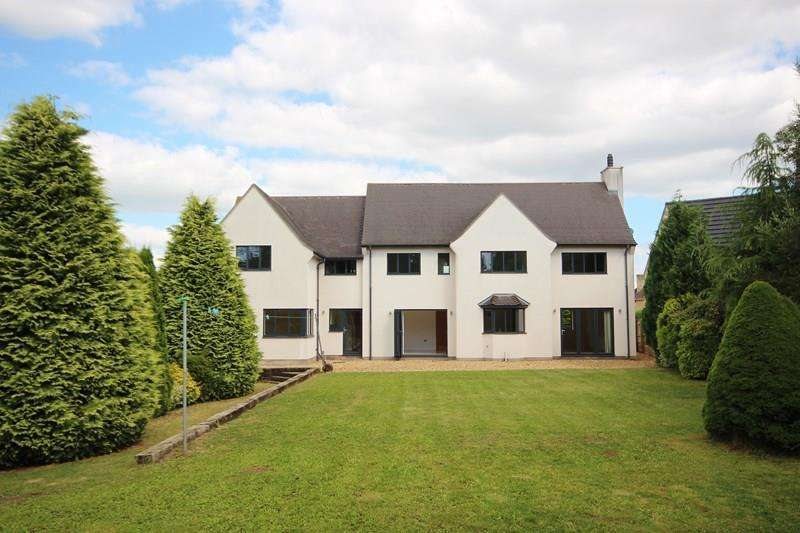 5 Bedrooms Detached House for sale in Uplands Road, Saltford, BRISTOL