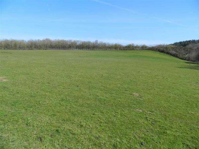 Land Commercial for sale in Sticklepath, Okehampton, Devon, EX20