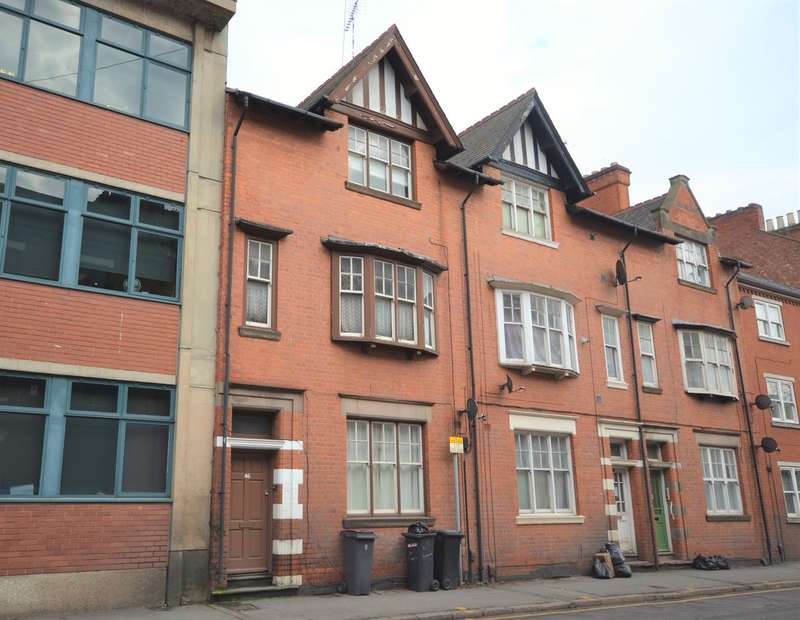 4 Bedrooms Terraced House for sale in Regent Road, City Centre