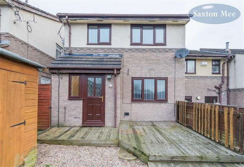 2 Bedrooms Terraced House for sale in Paterson Close, Stocksbridge, Sheffield, S36