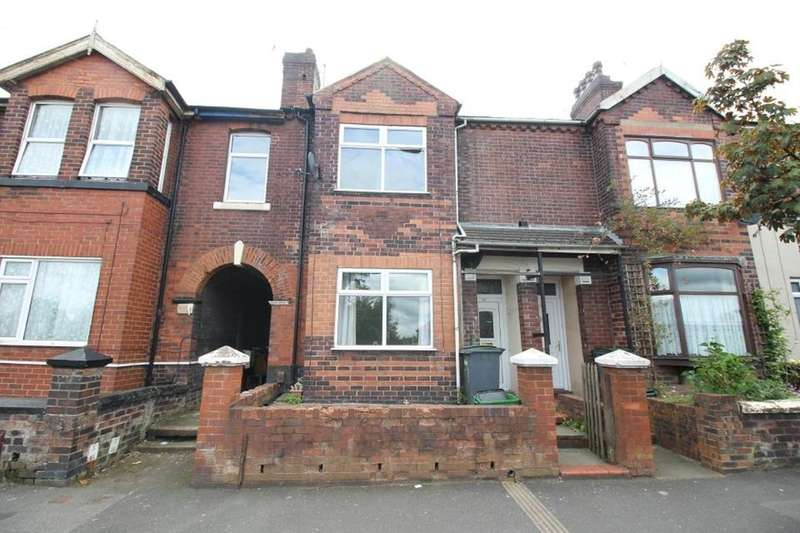 3 Bedrooms Property for sale in High Lane, Burslem, Stoke-On-Trent, ST6