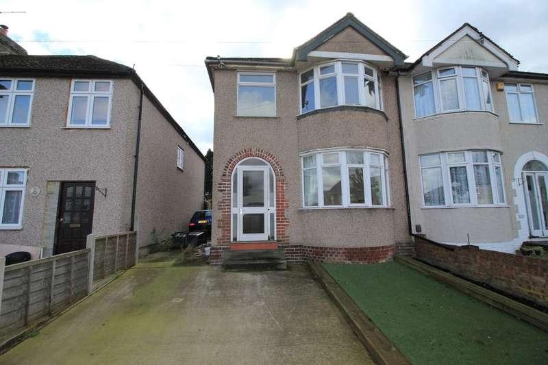 3 Bedrooms Semi Detached House for sale in Chastilian Road, DARTFORD, DA1