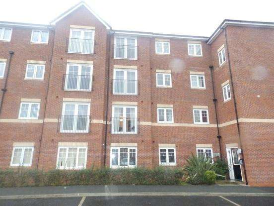 2 Bedrooms Apartment Flat for sale in St. Johns House, Robinson Road, Ellesmere Port CH65