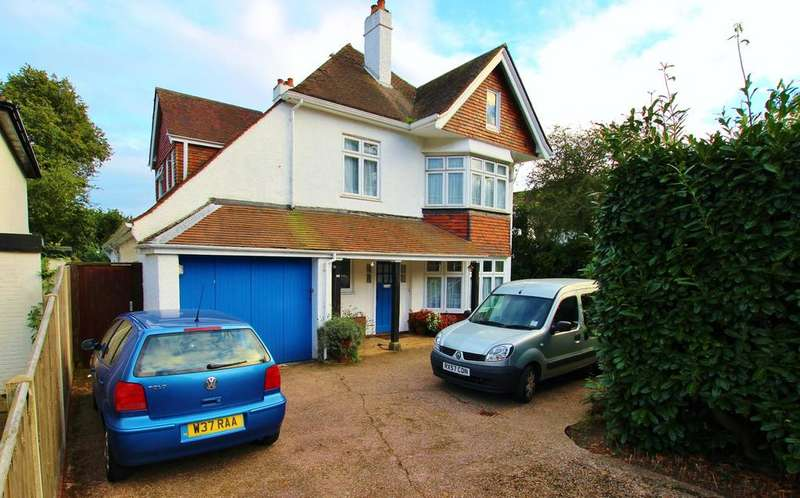 4 Bedrooms Detached House for sale in Highfield, Southampton