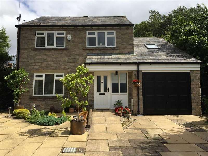 4 Bedrooms Detached House for sale in Jenkins Fold, Ingleton