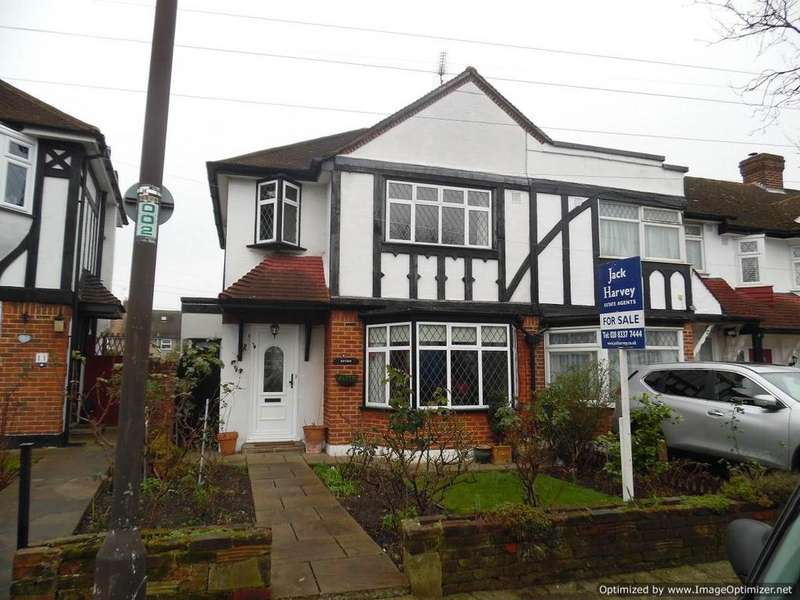 3 Bedrooms End Of Terrace House for sale in Seymour Avenue, Morden SM4