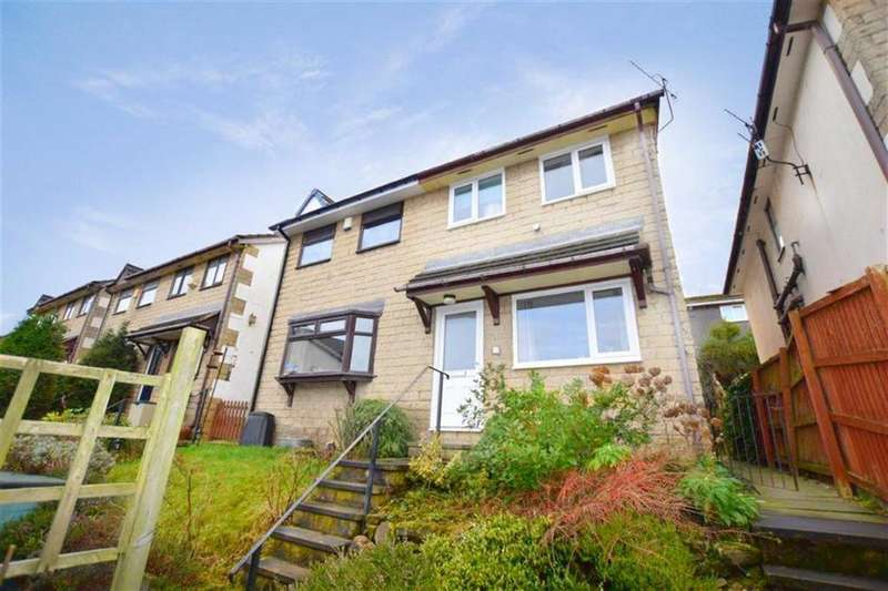 3 Bedrooms Semi Detached House for sale in Paterson Court, SHEFFIELD, SHEFFIELD, S36