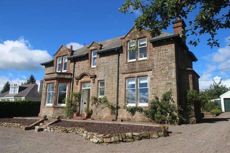 4 Bedrooms Detached House for sale in Dumfries Road, Lockerbie, DG11