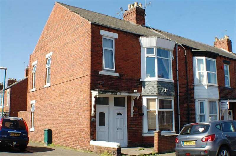 3 Bedrooms Flat for sale in Talbot Road, South Shields