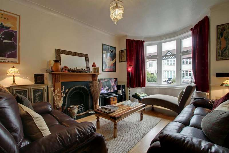 4 Bedrooms Terraced House for sale in Whitmore Gardens, Kensal Rise