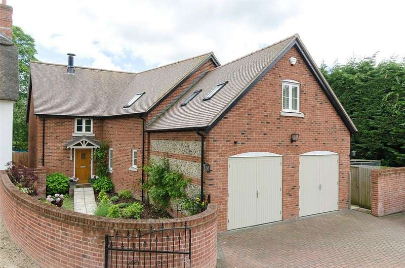 4 Bedrooms Detached House for sale in Ash Grove, Iwerne Minster, Blandford Forum, Dorset