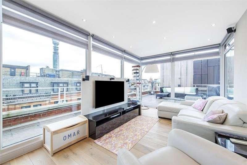 2 Bedrooms Flat for sale in Hallam Court, 77 Hallam Street, London