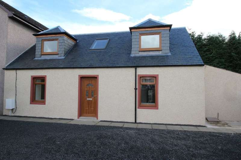 3 Bedrooms Semi Detached House for sale in Hill Street, Coupar Angus, PH13