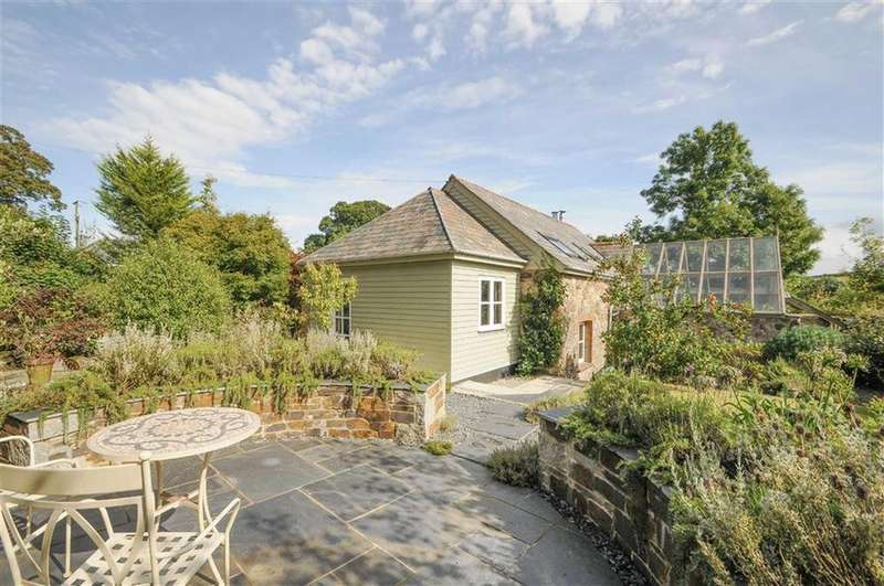 4 Bedrooms Detached House for sale in Blisland, Tresarrett, Cornwall, PL30