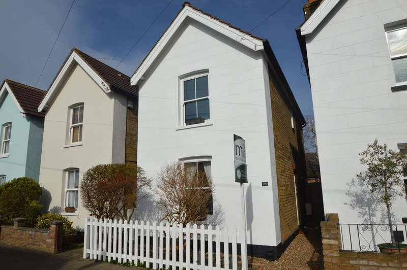 2 Bedrooms Detached House for sale in Green Lane Avenue, HERSHAM VILLAGE KT12