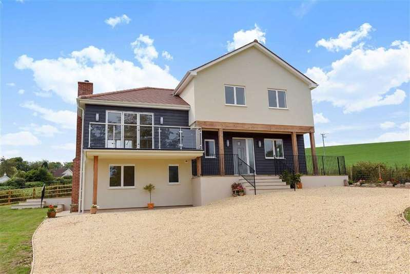 5 Bedrooms Detached House for sale in Seaton Down Hill, Jurassic Coast, Seaton, Devon, EX12