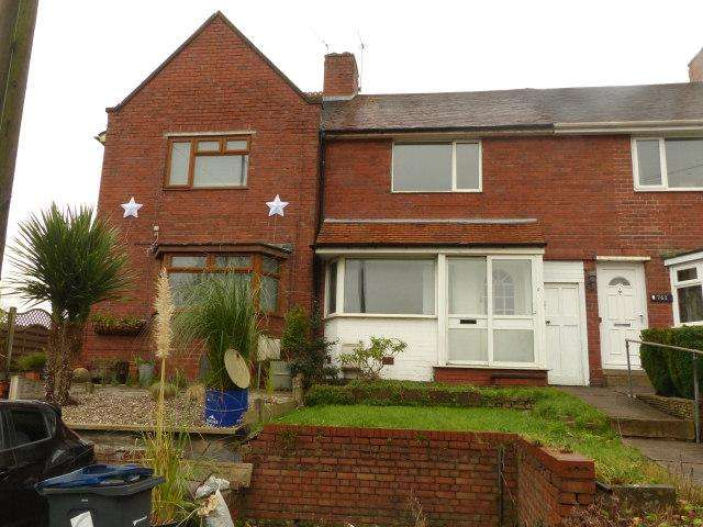 2 Bedrooms Terraced House for sale in Aldridge Road,Great Barr,Birmingham