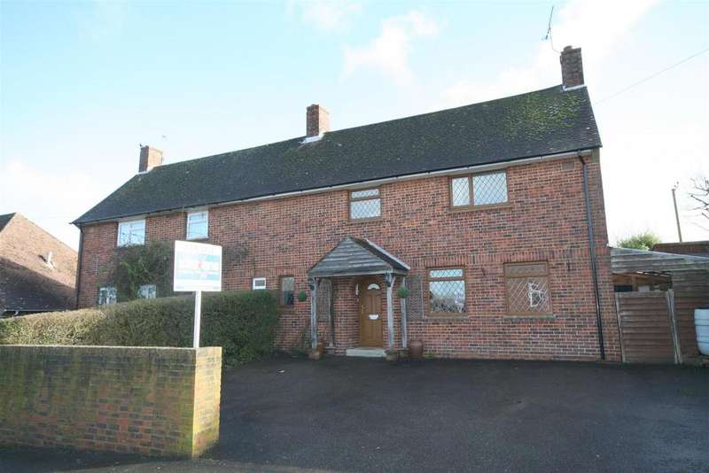 4 Bedrooms Semi Detached House for sale in Wantley Hill, Henfield